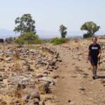 Yehudiya Nationalpark - Wandern bei 40°C