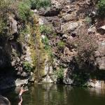 Yehudini NP, Wasserfall